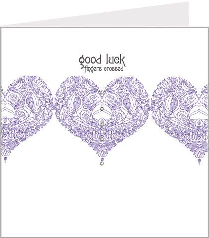 13 best Good Luck Cards images on Pinterest Good luck cards - good luck card template