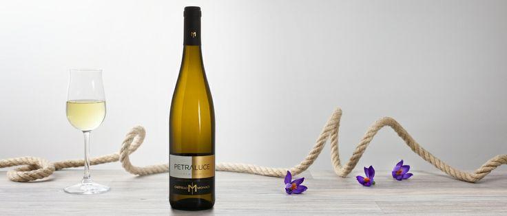 Petraluce verdeca bianco. vino dal colore giallo con riflessi verdolini lucenti; bouquet intenso, delicato, con piacevoli sentori di frutta e fiori; sapore fresco, sapido, gentile e persistente. http://hitany.it/it/prodotti/vino/petraluce-verdeca-igt-149
