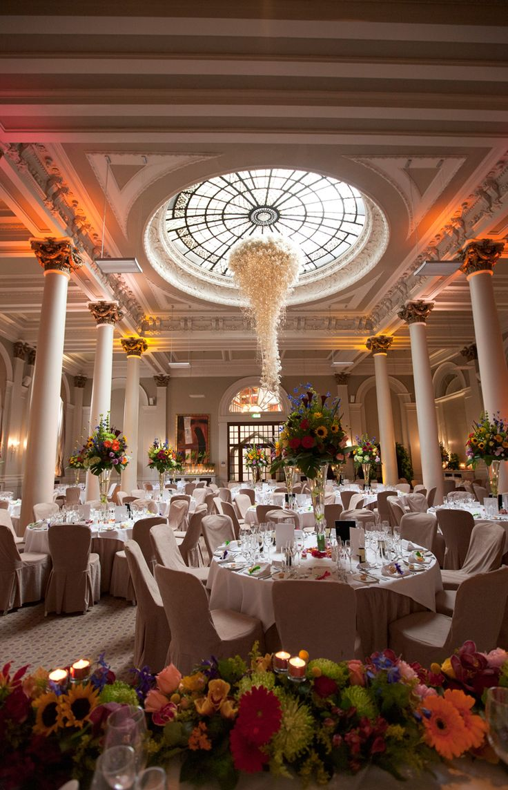 The George Hotel, Edinburgh. Wedding Venues Scotland | Wedding Venues Edinburgh | PH Hotels