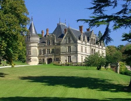 Chateau de la Bourdaisière - Touraine Loire Valley