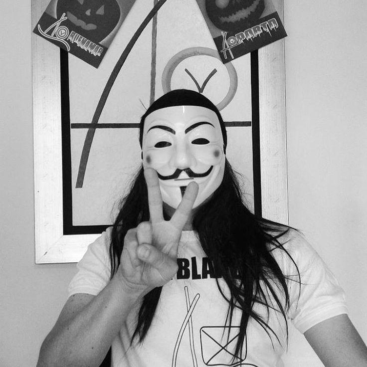 https://flic.kr/p/zM5MJS | Recuerda, todo es una vendetta de #happyhalloween @almacenoporto #Cartago #Pereira #vendetta #venganza
