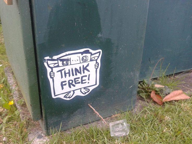 Think free!