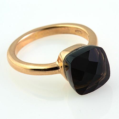 Anello con quarzo rialzato #jewels #ring #woman