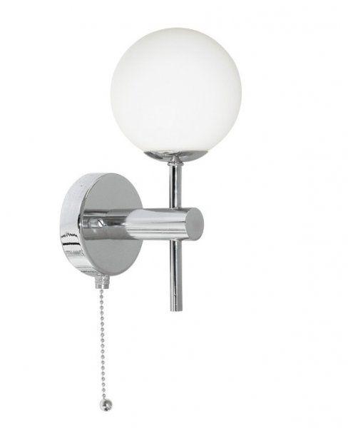 Flush badrum vägg