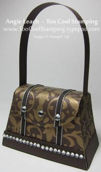 724 best images about Paper Purses & Mini Bags on ...