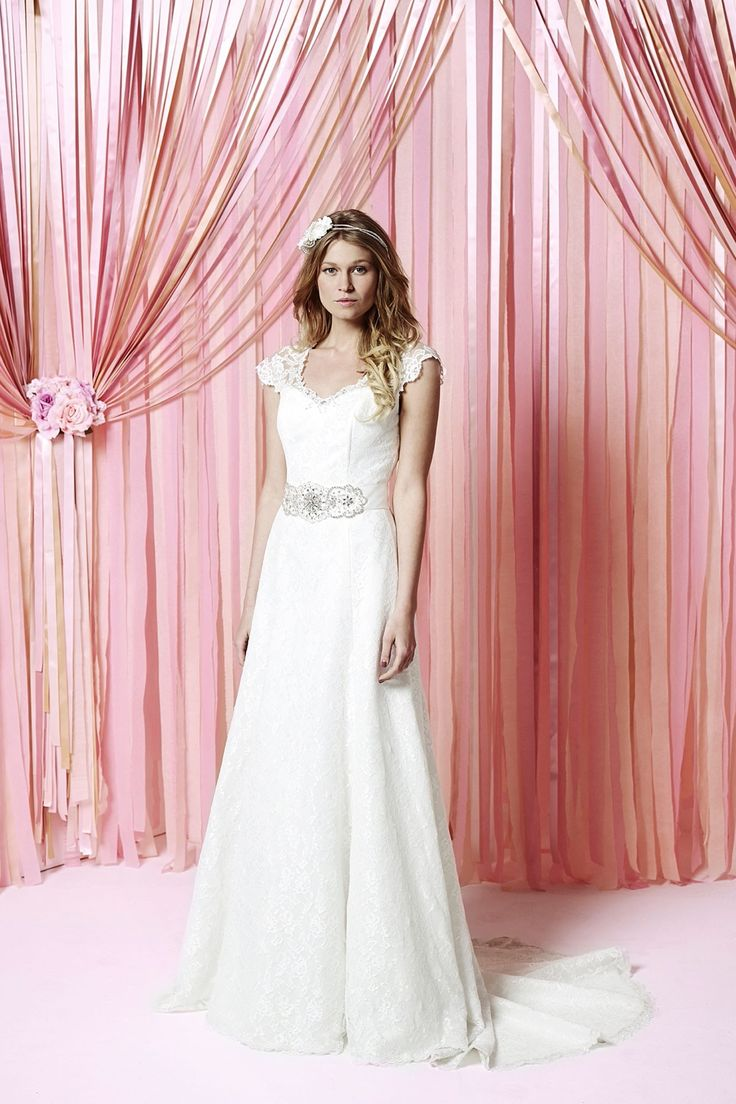 196 best Bridal & Fashion images on Pinterest   Gown wedding ...