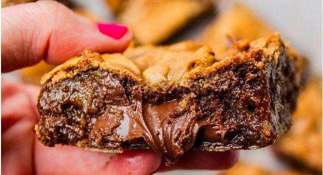 Brownie Anlayışınızı Değiştirip Salyalarınızı Akıtacak 11 Sarışın Brownie Tarifi - onedio.com