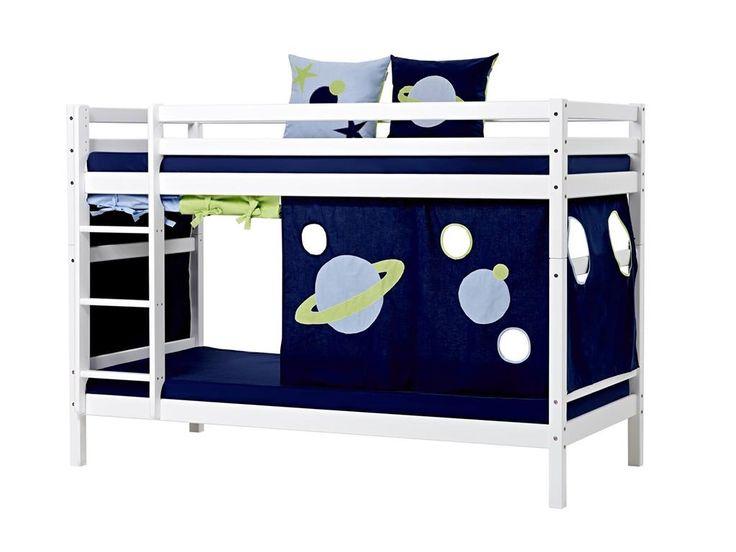 Superb Vorhang Space f r Spielbett oder Etagenbett xcm Hoppekids Jetzt bestellen unter https moebel ladendirekt de kinderzimmer betten baldachine uid ud