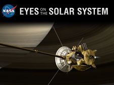 NASA's Eyes on the Solar System - a great way for students to see how far apart the planets, moons, and stars are in terms of kilometers and time.