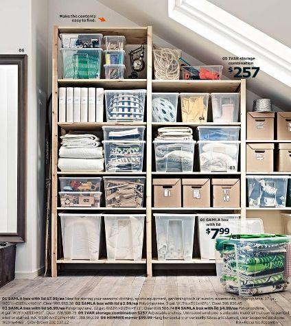 1000 ideas about ikea garage on pinterest meuble casier for Meuble garage