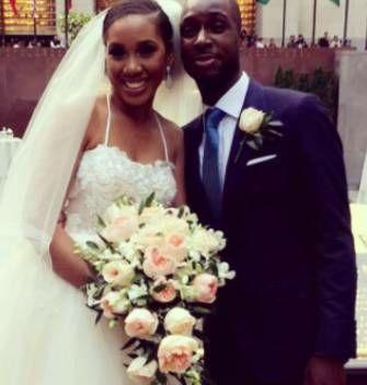 Photos From Otunba Niyi Adebayo's Son's White Wedding In New York