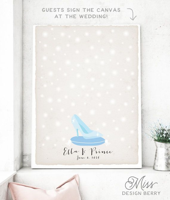 Guest Book Printing: 1000+ Ideas About Canvas Guest Books On Pinterest