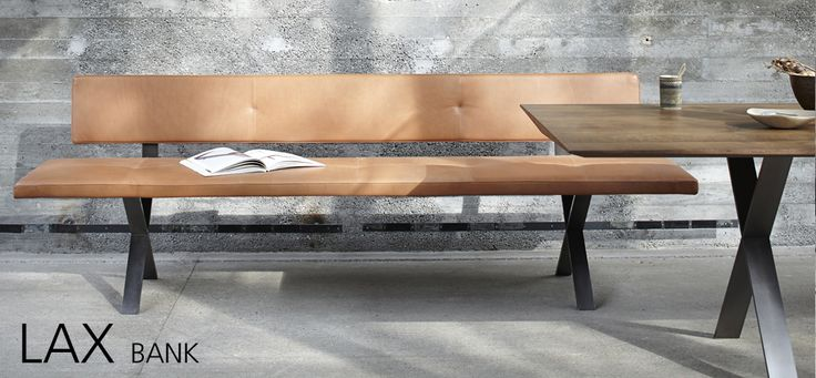 The designs for our Lax Collection were created by Gil Coste, inspired by the construction of the Barcelona Pavilion in 1929. They feature references to familiar shapes, combined with new surfaces and a mix of materials that embraces Danish and Italian styles. The Lax Collection includes a table, sideboard, bench and daybed.