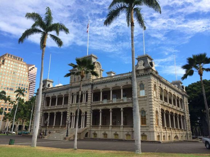 Take a break from the beach and see a different side of Honolulu through a 2 and 1/2 hour architectu... - Monica Lau / Getty