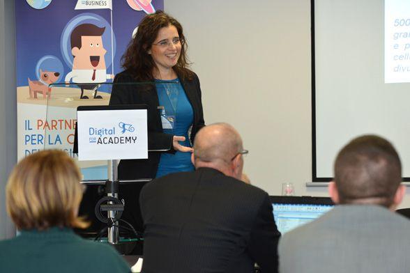 Bianca Fontanella, Scientific and Regulatory Affairs Office di Tigem presso Digital for Academy. #malattierare #D4Amalattierare #D4A #farmaci