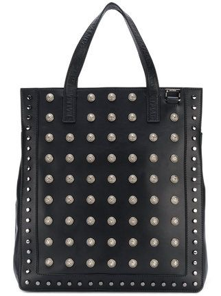 Balmain Studded Tote Bag