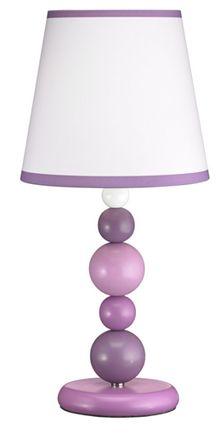 Kids Concept Bordslampa Fairy Rosa/Lila