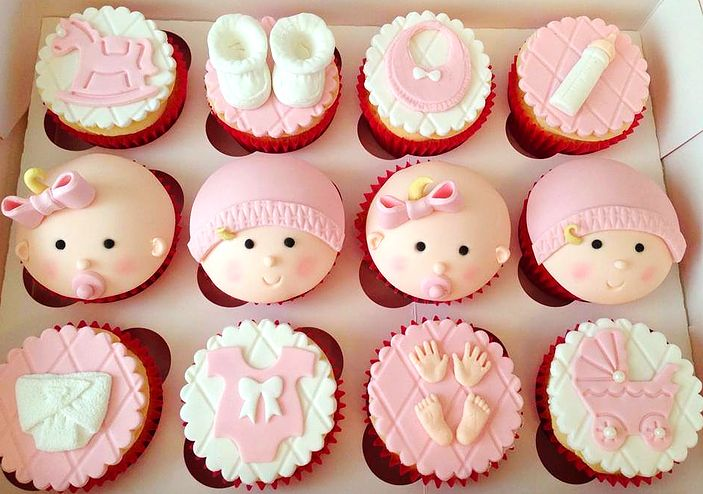 comida para baby shower on pinterest pastelitos de despedida de