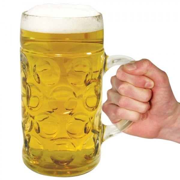 Γιγάντιο Ποτήρι Μπύρας. Δείτε το εδώ: http://www.uniqueshop.gr/gigantio-potiri-mpiras.html