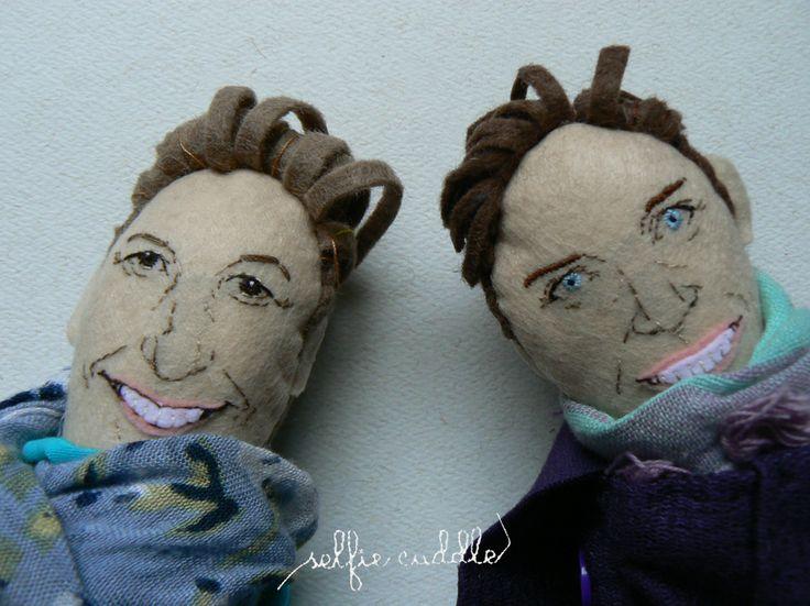 personalised handmade dolls, fabric dolls, family dolls, portrait, faces