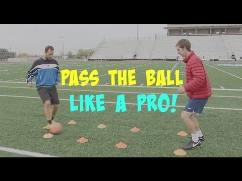 This video breaks down a great drill to improve your passing in the game.