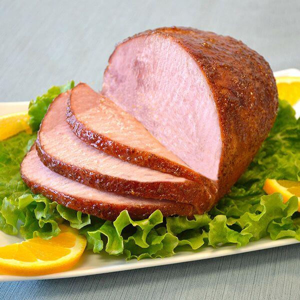 Orange Glazed Baked Ham from Land O'Lakes