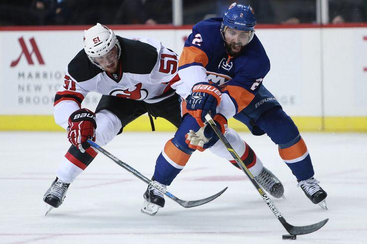 Нью-Джерси проиграл Айлендерс в предсезонном матче НХЛ Калинин набрал очко - Р-Спорт