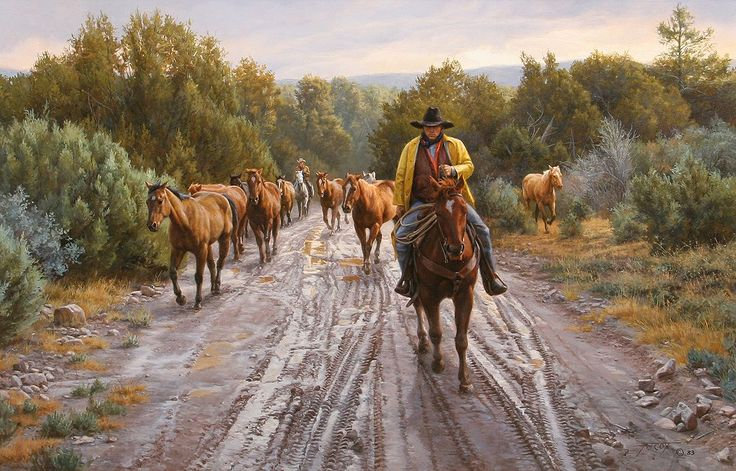 Pin On Western Art I Love