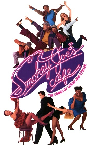 Smokey Joe's Cafe - Saw it in Los Angeles at the Pantages theater.