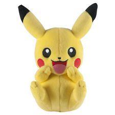 Pokemon Plüschfigur Pikachu C (lachend) 20 cm