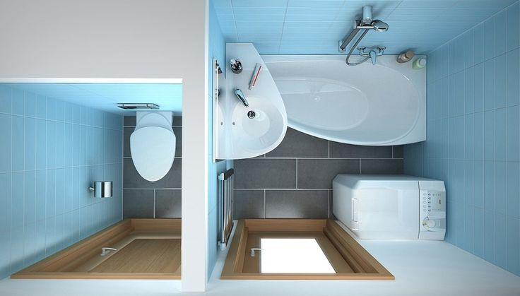 Minden fürdőszoba egyedi, de ezek azok a termékek, melyekkel egy kis fürdőszoba is lehet dizájnos, praktikus és kényelmes.