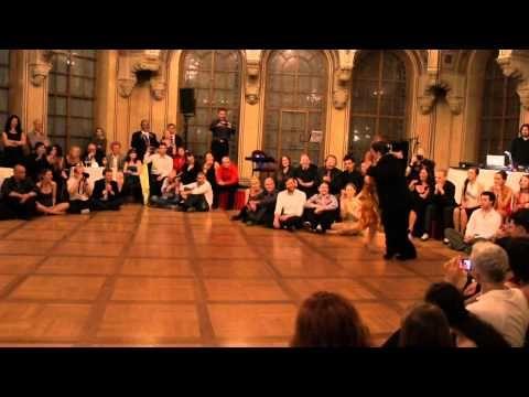 TANGOAMADEUS 2012, Alejandra Mantinan & Aoniken Quiroga, Part 3 - YouTube
