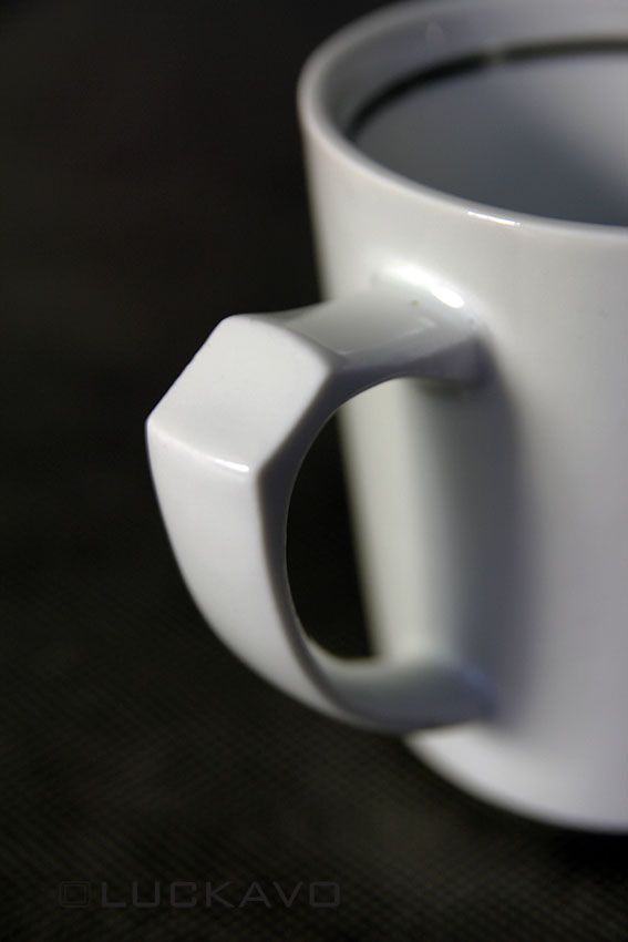 GOOD MORNING cups... protects you before burning and overfilling :)