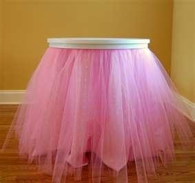 Ballerina Table Topper