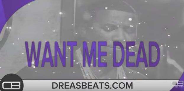 "Gucci Mane Instrumental Named ""Want Me Dead"" Produced By Dreas Beats. https://www.youtube.com/watch?v=J7QWlmtd-yo"