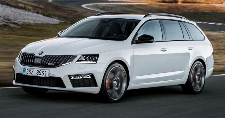 Skoda Puts A Price On Updated Octavia vRS & Scout In The UK #Prices #Skoda