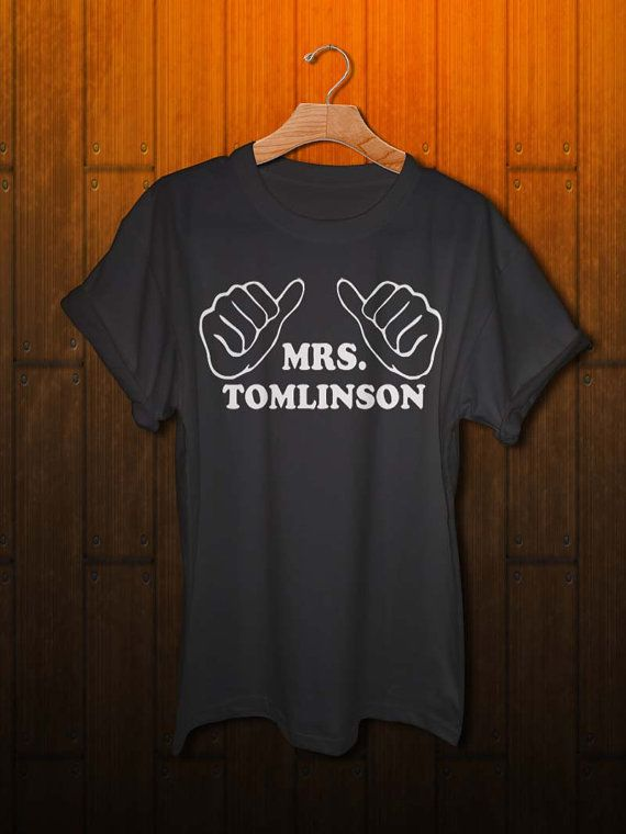 louis tomlinson shirt one direction shirt mrs by Legowocloth99