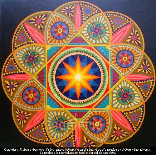 Mandalaterapia | Santeria | Sonia Guerrera | Rituály, veštenie, kurzy, mágia, okultné vedy
