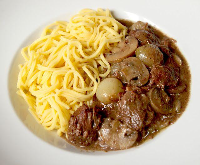 La Cuisine de Bernard: Le Boeuf Bourguignon