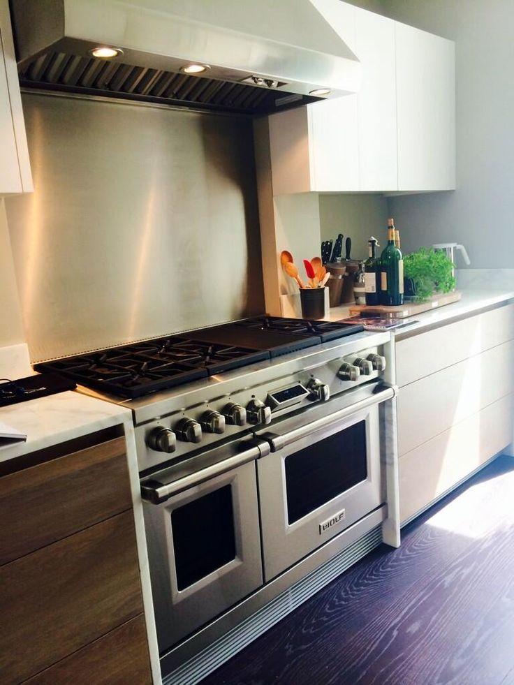 Sub zero and wolf uk best kitchen appliances pinterest for Galley kitchen refrigerator