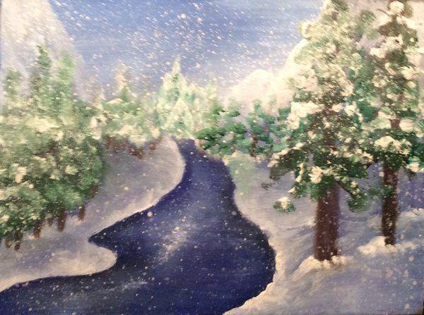 Winter Miniature #2 | Chic Country Sisters