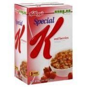 Photo of Special K Cereal, Red Berries
