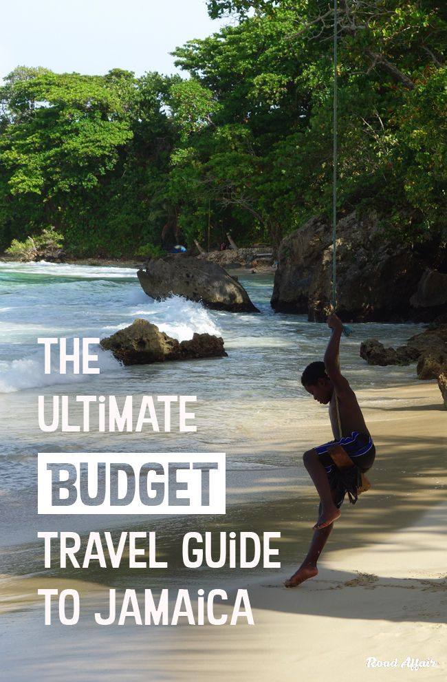 The Ultimate Backpacking Guide to Jamaica.