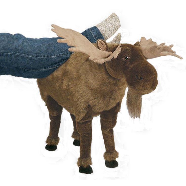 Moose Footstool | Ditz Design | Footrest