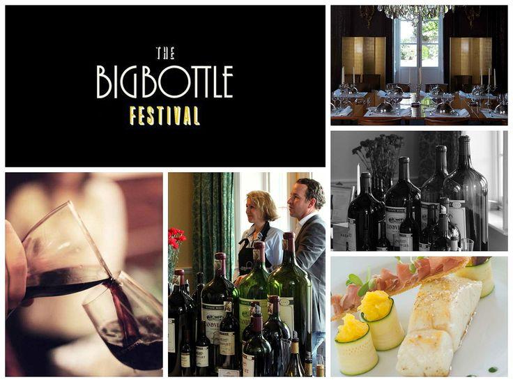 Big Bottle Food & Wine Festival | August | Cellars Hohenort Hotel | 93 Brommersvlei Road Constantia