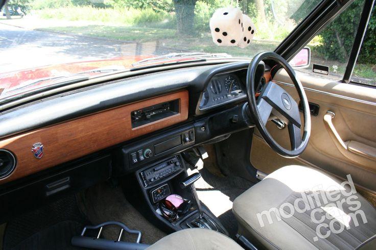 Modified Ford Escort MK2 Ghia 1980 Picture