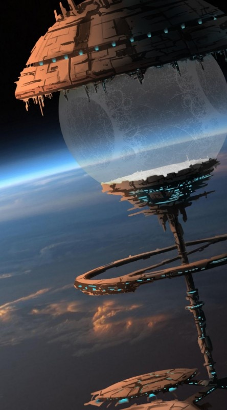space station force field