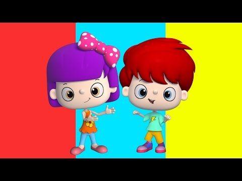 Head,Shoulders Knee And Toes  #kidsrhymes #nurseryrhymes #babysongs #babyrhymes #rhymesforchildren
