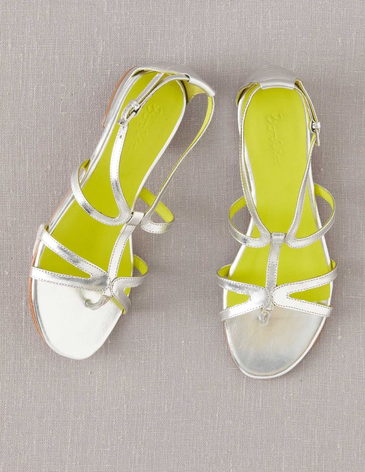 Boden Leather T-Bar Sandals-just bought these!