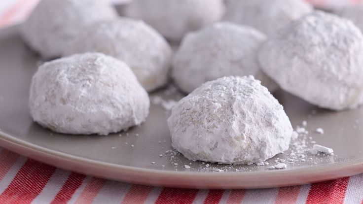 Easiest-Ever Russian Tea Cakes